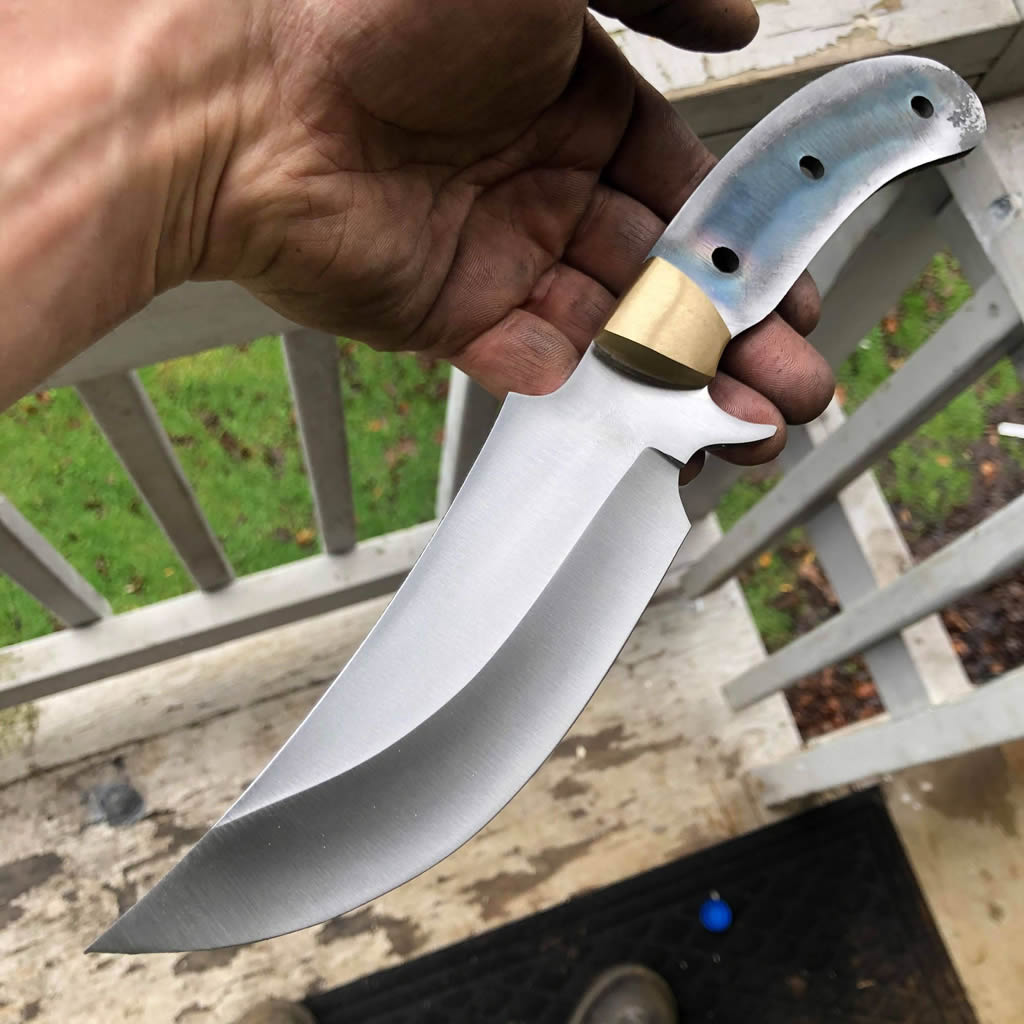 Andy Alm first 6150 Blade