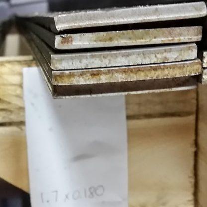 1.7 inch x 0.180