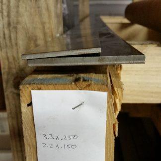 3.3 inch x 0.250